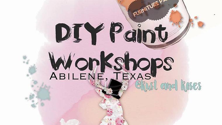 DIY Paint Workshops