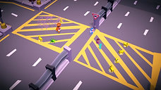 Indie Game   Racing through a Busy City