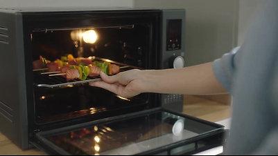 Yüksek Sıcaklıkta Pişiren Quartz Teknolojisi Beko Mini Fırın'da!