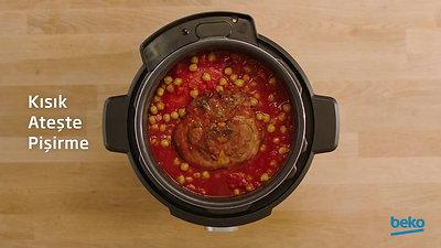 Beko ExpertChef® Çok Amaçlı Pişirici İle Evimize Sağlık!