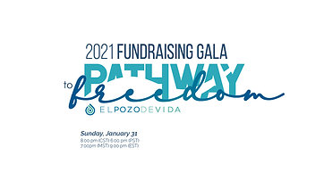 "2021 Fundraising Gala ""Pathway to Freedom"""
