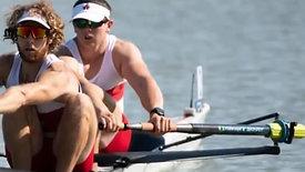 Kyle Fredrickson I Para Rowing