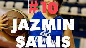 Jazmin Sallis I Wheelchair Basketball