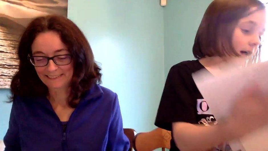 Meeting Mootsy - Behind the Scenes with Tara and Lindsay
