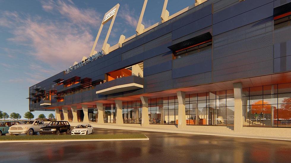 BSU Stadium Expansion