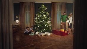 tele.ring Werbung Weihnachten 2017 - Der falsche Polster