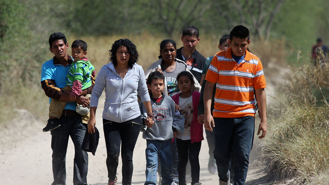 Immigration and Humanitarian Aid
