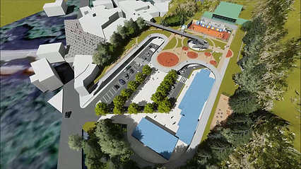 Masterplan PARCO RIO - Acquasanta Terme (AP)