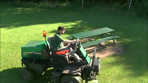 BBC Midlands Today - The Viral Tweet by Jimmy the Mower