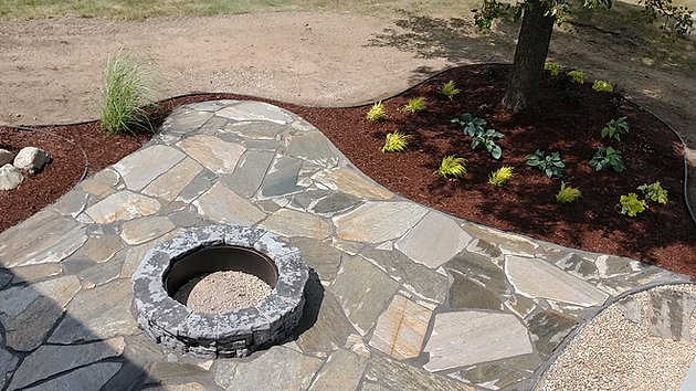 Enhance Your Outdoor Living Space With Natural Stone