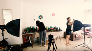 מאחורי הקלעים עם גילי דרבור ״היער הקסום״