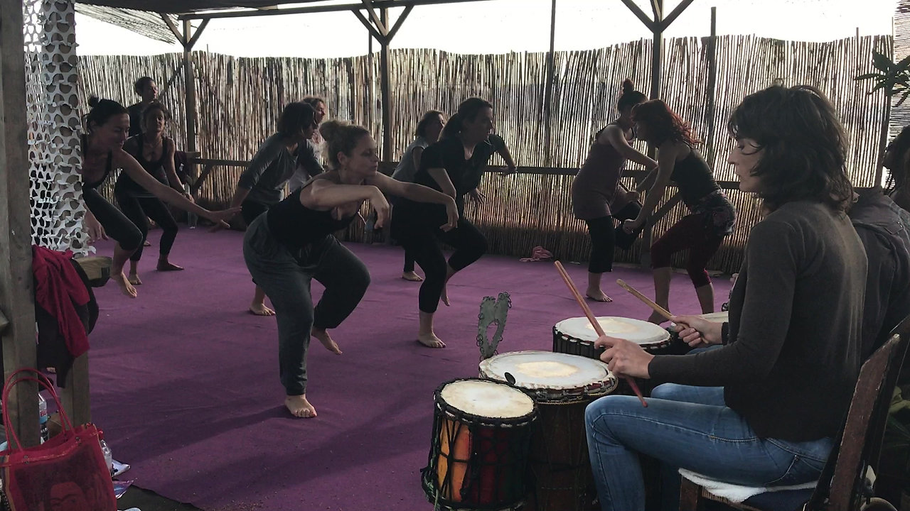 African Dance  with Ehwas