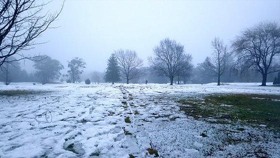 #002 - Snow Walking - The Fairmont