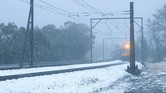 #005 - Snow Train - Katoomba June 15