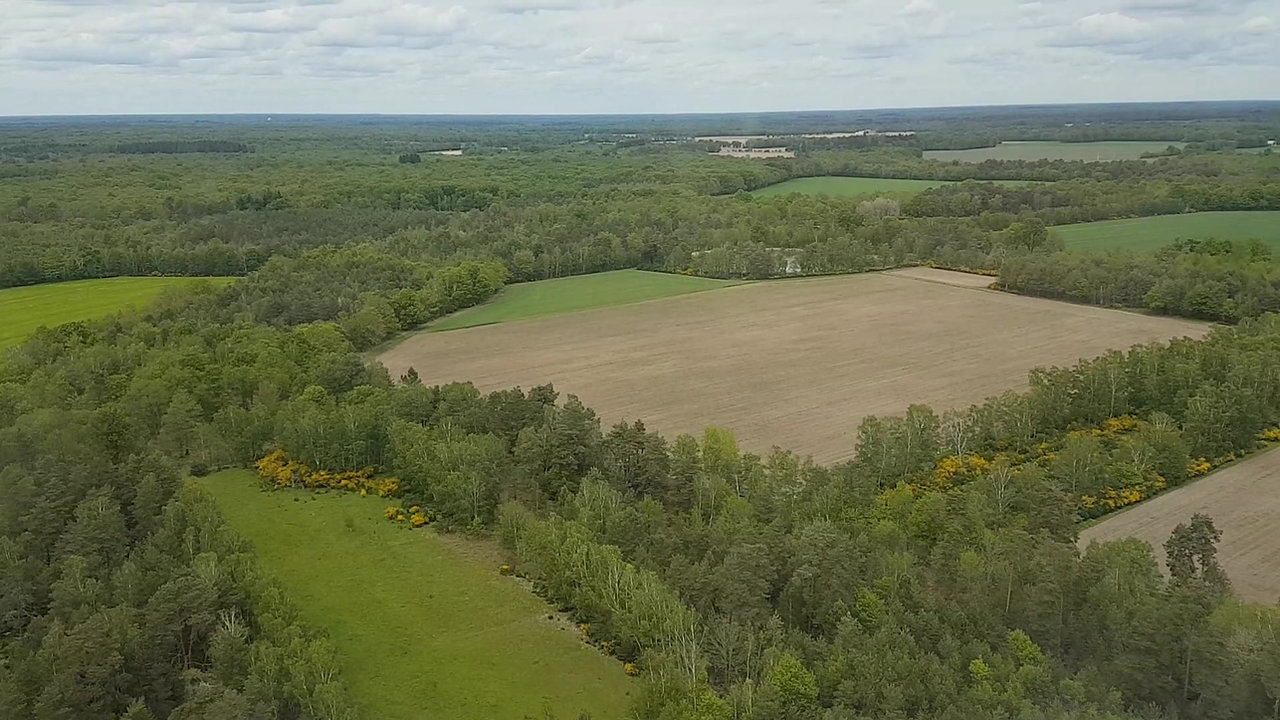 Vidéo d'un décollage d'Aubigny sur Nère piste 24