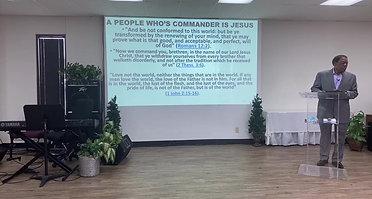Sunday, June 6, 2021 People of Divine Purpose Pt4