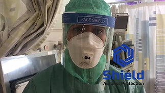 Danielle uses Aerosol Shield on a Difficult Intubation