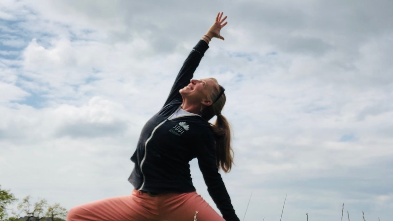 Monthly Yoga with Lisa Ellisen