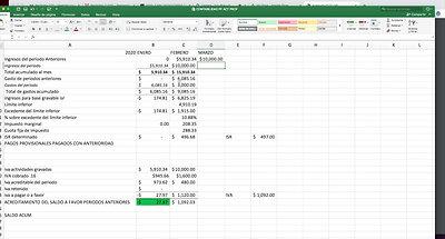 Cómo calcular el impuesto de un profesionista