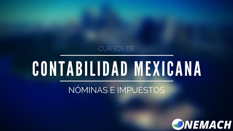 CONTABILIDAD MEXICANA