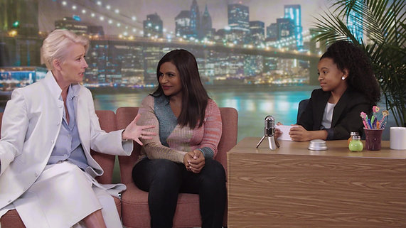 'LITTLE' LATE NIGHT - with Mindy Kaling,  Amazon Studios