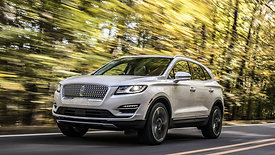 Lincoln MKC with Kelly Wearstler