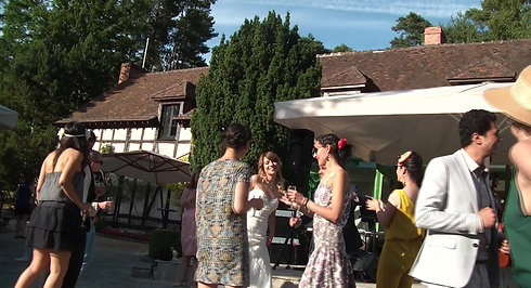 Jazz Pearl's Dance mood des invités