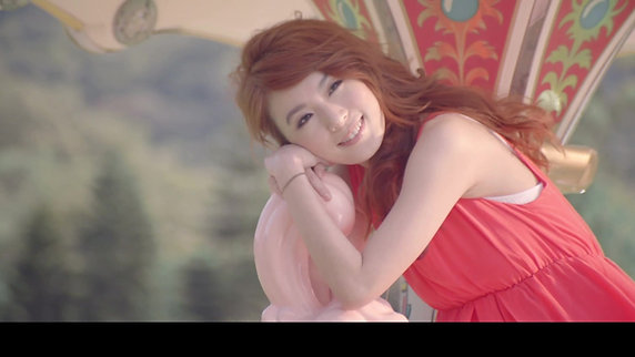 KINAZ X Hebe田馥甄 2012春夏 我的甜蜜生活 40秒
