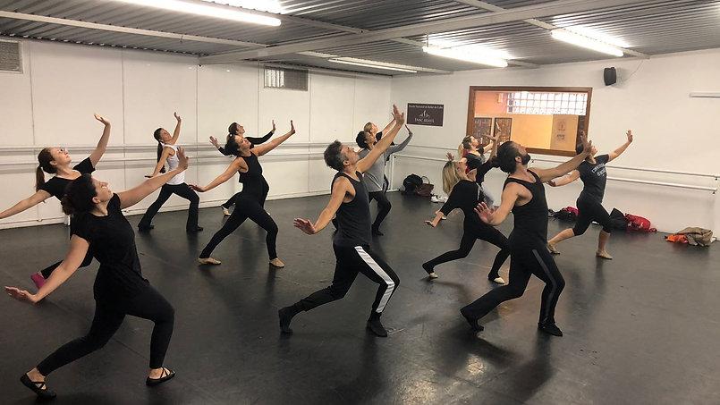Teatro Musical - Aulas de dança