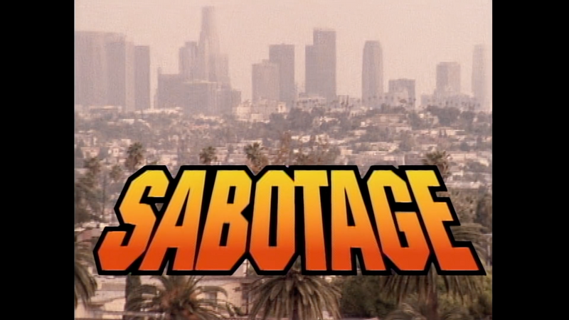 Off The Wall: Sabotage