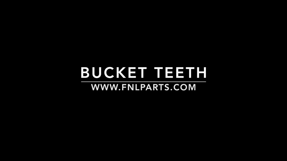 Bucket Teeth