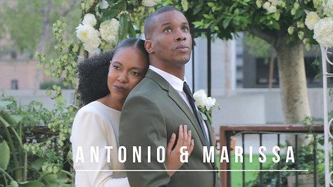 Antonio + Marissa Short Film