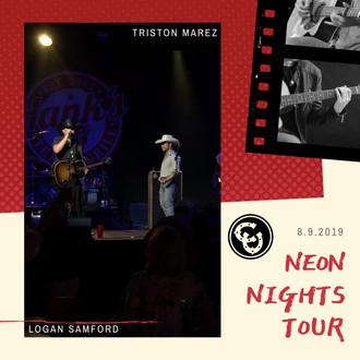 Neon nights tour