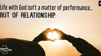 God of Relationships