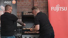 Barbecue datom Gmbh x Fujitsu Querfomat