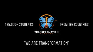 We Are Transformation