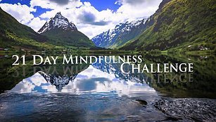 Mindfulness Course Promo