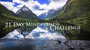 Mindfulness Course Promo