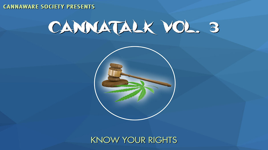 CannaTalk Vol. 3