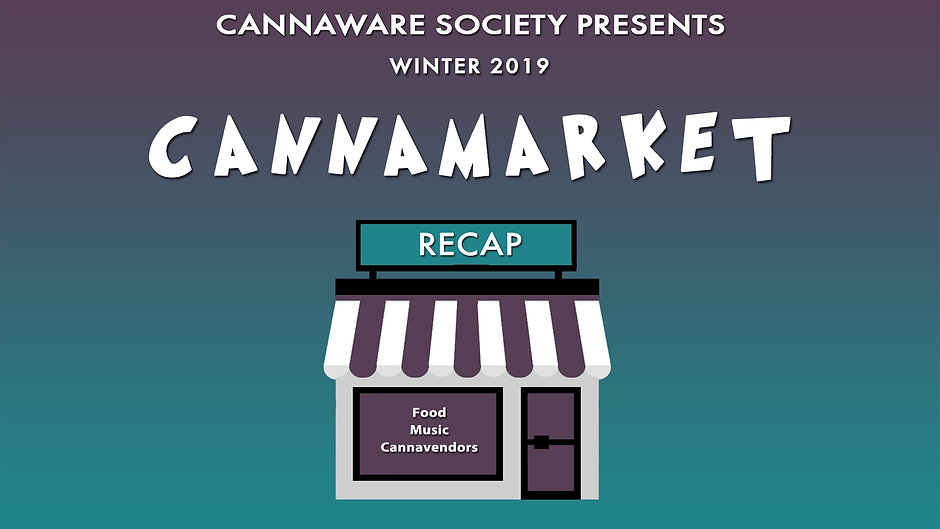 Winter 2019 CannaMarket recap
