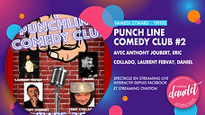 Le Punch Line Comedy Club #2
