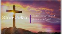 Bernice Erickson - February 1, 2021 at 2:00 pm
