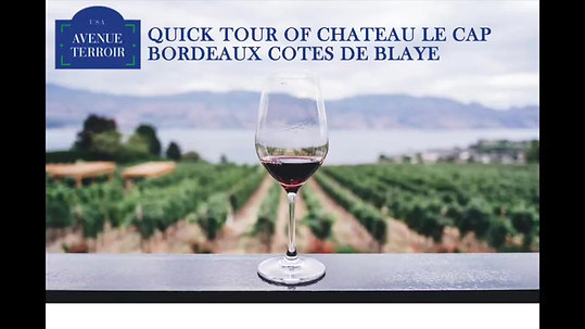 Quick Tour of Chateau Le Cap