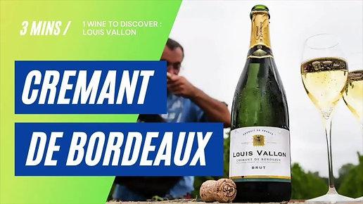 Louis Vallon Cremant Brut