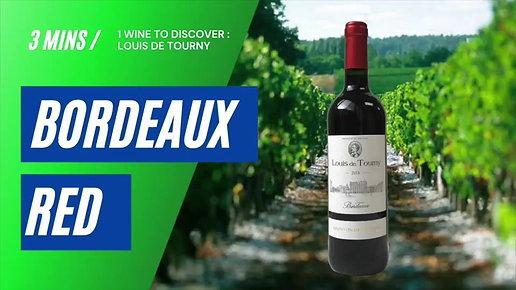 Louis de Tourny Red