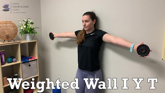 Weighted Wall I Y T