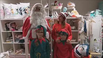 Rencontre du Père Noël
