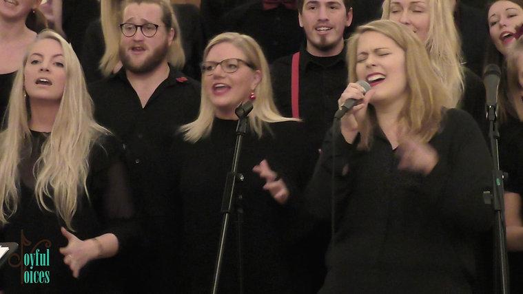 Joyful Voices Christmas-medley 2017