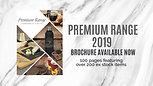 Premium Range 2019 Video