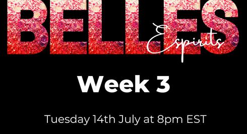 Belles Espirits: A Limited IG Live Series